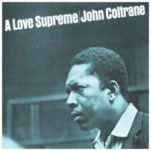 John Coltrane-A Love Supreme album cover