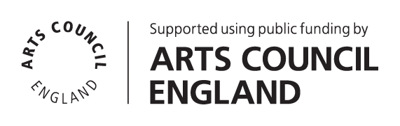 Arts Council NPO logo