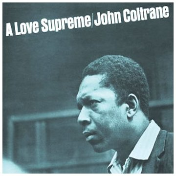 Image: John Coltrane - A Love Supreme album cover