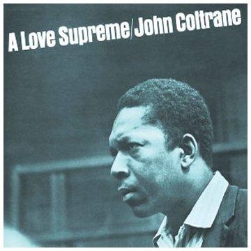 Image: John Coltrane - A Love Supreme album cover