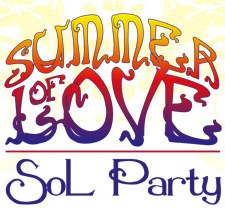 Image: Summer Of Love Party, Hawkhurst, Kent