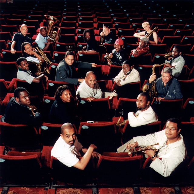 ©2002-2015 Dune Music:  Jazz Jamaica All Stars in 2002